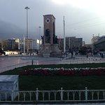 far view republic monument
