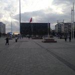 along of the Taksim