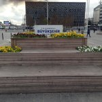 city symbol in Taksim