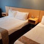 Basic room beds