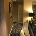 Nice suite and good service
