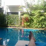 Pool relax