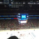 Inside The Prudential Center (Packed To Capacity)