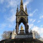 Albert Memorial - side view