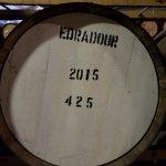 Edradour cask