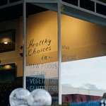 Healthy choices - vegan, raw, dairy and gluten free foods and snacks in rural New Zealand.
