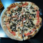 vegan pizzaaa