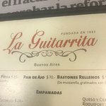 Photo of La Guitarrita