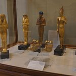 Wonderful little golden treasures of ancient Egypt