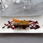 Gâteau mandarine chocolat pistache : excellent !