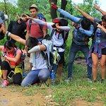 We conquered Chua Chan mountain