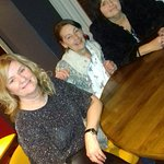 Fantastic  night last night with the girls Food was amazing  xmas dinner  was fantastic  Staff w