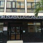 NH Las Palmas Playa las Canteras Foto