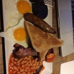 Full English up to 11.30am!