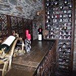 Eingang zum Weinkeller