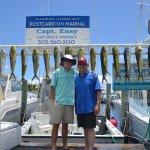 A good day on the Capt. Easy