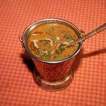 Dal Makhini ( black lentil main course )