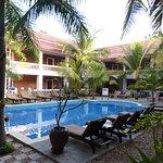 la piscine de l'hôtel Arthawka