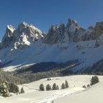 the fantastic Dolomites WORLD NATURAL HERITAGE