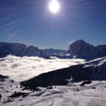 Seceda skiiing area...