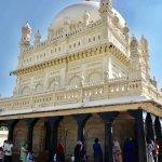 Tippu's burial place