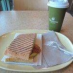 Mi sandwich de desayuno favorito!