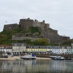 GOREY CASTLE TOWARDS FEAST ON THE RIGHT