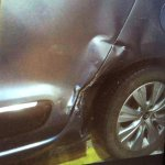 Damage done to our car that was not reported
