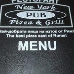 Foto de New York Pub