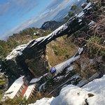 Winter - Pravcicka Gate - Bohemian Switzerland