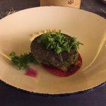 Beef and Shrimp apetizer - La Hacienda