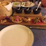 Tasting plate - La Hacienda