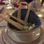 Spinach & curry apetizer - Taman Sari