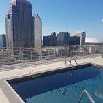 Pool on the 18th floor.