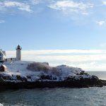 Cape Neddick Nubble Lighthouse Picture