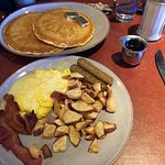 Wagon Train Breakfast