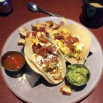 Breakfast Tacos with Bacon