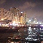 Boats waiting at Deira
