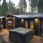 Lodge surrounding