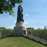 Treptower Park in May
