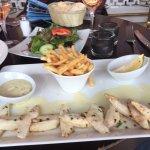 Perch filets
