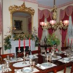 Monmouth dining area