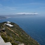From the lighthouse looking out towards False Bay