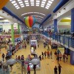 Uno de los mall más visitados de la ciudad