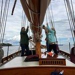 Schooner Olad Windjammer Cruise Foto