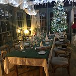 Fantastic food and decor - you won't find a better place to stay and dine