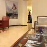 Waiting-lounge room