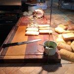 Meat & Breadの写真