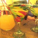 Pitcher Margaritas, Casa Azteca Mexican Restaurant, Milpitas, CA