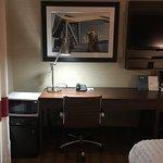 Desk/workspace